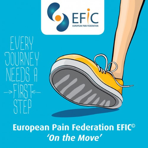 PAIN en EFIC On The Move